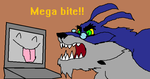 Papawolf: Megabyte by NightCrestComics