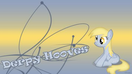 Derpy Hooves Wallpaper by Durpy337