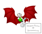 Dragonland Secret Santa 2012 by AngeliqueArtistry