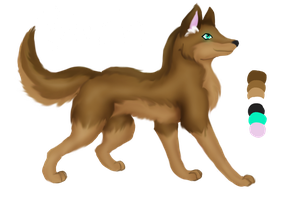 Birchie Reference - Kinda Oldish, will be redrawn by ChocolateQuill