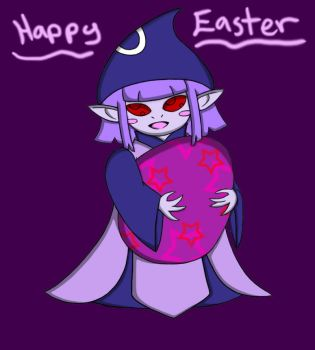 Happy Easter Minish Vaati by Noah15th