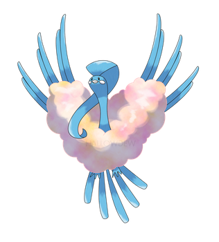 MEGA ALTARIA by HallowDew