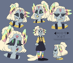 XET new ref by Paryficama