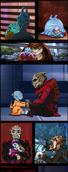 edit: THIRD PART! - Fathers and Daughters by Padzi