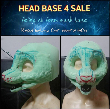 Feline Base SOLD by PawthenticCreations