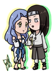 CM: Naomi x Neji by MajoRaccoon