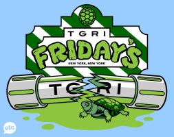 TGRI Friday's Shirt by Jonnyetc