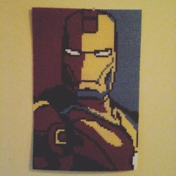 Ironman portrait by Sulley45635