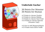 (CLOSED) Undertale Gacha by iRPs