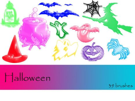 Halloween by TD-Brushes