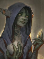 Critical Role - Nott the Brave by ae-rie