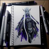 Instaart -   Linath by Candra