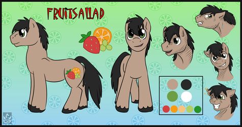 Ref: Fruitsallad by Fruitsallad5