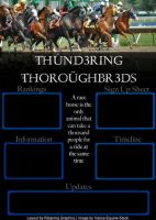 Kahyla's team page layout by Reigning-Graphics