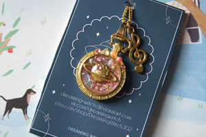 Magical Planet Amulet by Dreaming-Witch