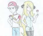 AT: ChampionHeartShipping by SuperMLbros