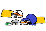 Phillo, Greyeen, and Boopie are bored by Waltman13