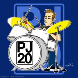 Pearl Jam: The Kids Are Twenty - Matt by IAMO76