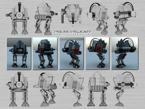 RoboProject composite by dplehati