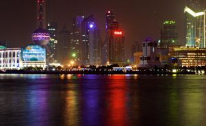Shanghai - The Bund by saxondale