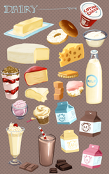 Dairy Dairy Quite Contrary by knockabiller