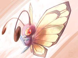 Butterfree Doodlie