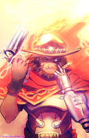 Mccree McGee by The-EverLasting-Ash