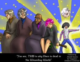 Why Disco Is Dead by LadyNyaruInfinity