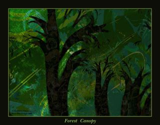 Forest Canopy - DD by rocamiadesign
