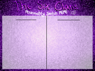 TSC Personality switch meme by DevilsRealm