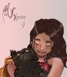 She's my Home by AndreeaLupsaNL