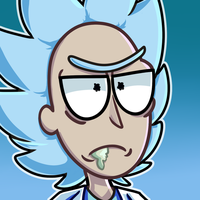 Rick and Morty: Rick Sanchez by Turphs
