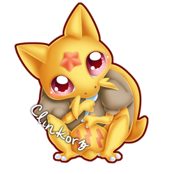 Kadabra by Clinkorz