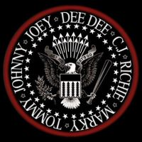 The Great Seal of the Ramones by MrDyrden