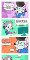 Tail Happy - Call Center by Dori-to