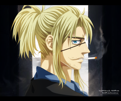 Gangsta - Worick by KhalilXPirates