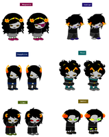 Hs WTA Adoptables: Double sprites CLOSED by FryingPanAdoptables