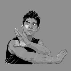 Iko Uwais by disposablepal