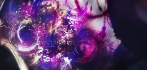 [17/1/16] FOREST FLOWER WITH... xD xD by NIA-Designer