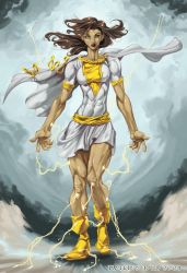Mary Marvel by Flatliner74