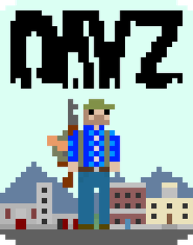 DayZ Gamecard by Obnasious