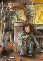 Steak-House - The Last of Us - ATC by Merinid-DE
