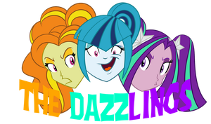 The Dazzlings by MysteryFanBoy718