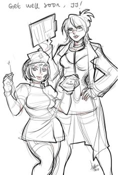 Team Medical Dragon Age by aimo