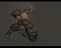 My Character by J-Cruz by -seed-