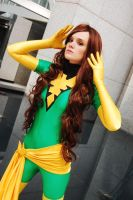 Jean Grey - 2 by mollyisacatlady