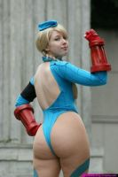 Cammy Cosplay Ikuy 53 by TheUnbeholden