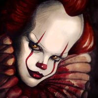 Pennywise by black-kittie