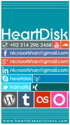 Email Signature by heartdisk