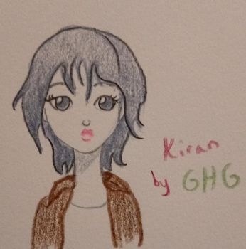 Wishlist gift - Kiran by Greenhorngal